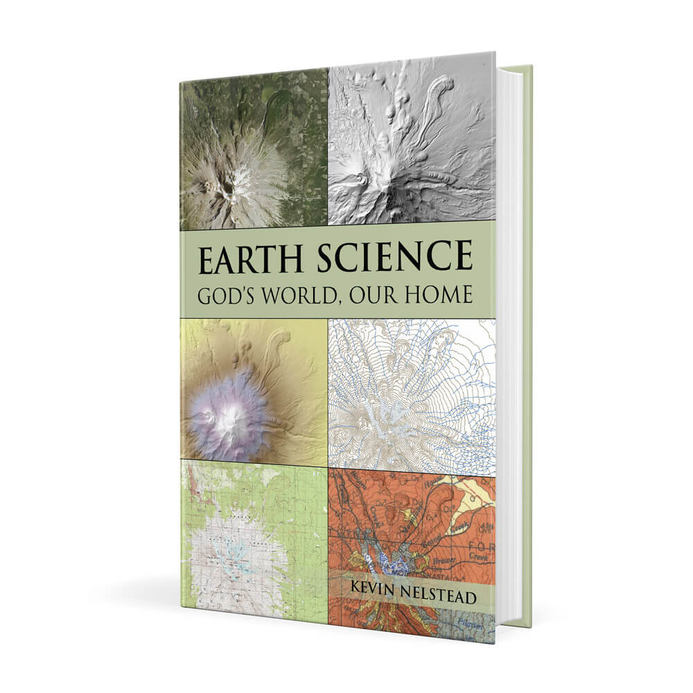 Earth Science Textbook Cover