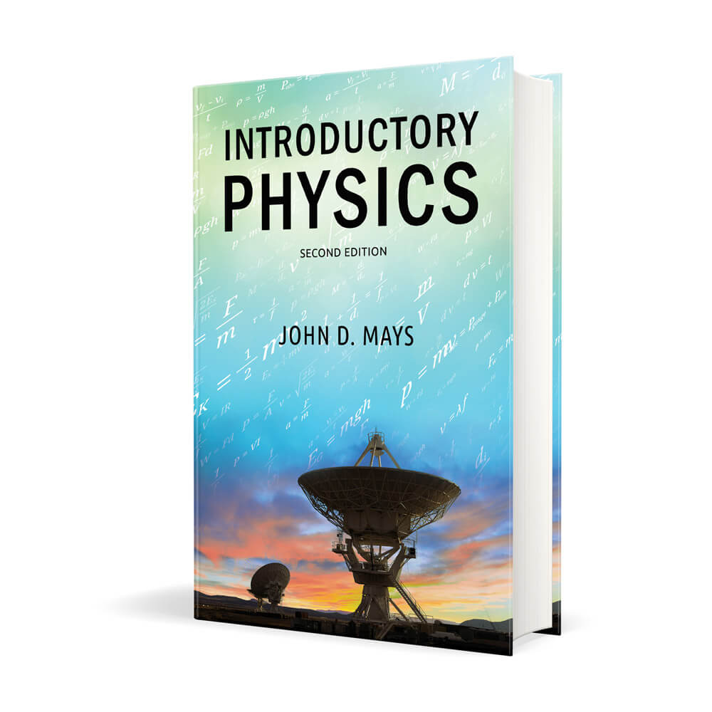 Introductory Physics Textbook Cover